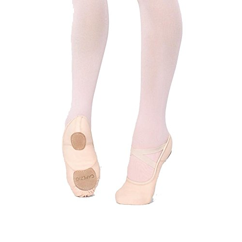 Capezio Womens Hanami Balletschoen, Lpk, 10.5