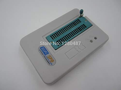 Zamtac Free Shpping 1PCS/LOT SP8-A SOFI High Speed USB Programmer Universal Programmer(25T80/24C/93C/BR90 93/SPI BIOS)