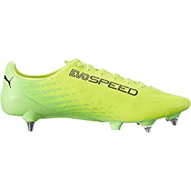 PUMA Men's Soft Ground (SG) Soccer Cleats