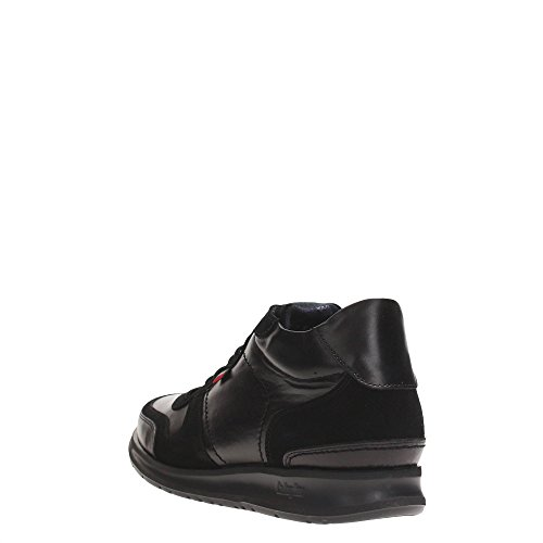 CallagHan 86505 Sneakers Hombre NEGRO