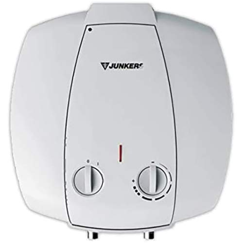 Junkers Grupo Bosch Termo Electrico 10 litros Interior Elacell Pequenos Litrajes | Calentador de Agua Vertical, Resistencia Ceramica, 15