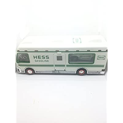 Hess 1998 Truck Recreation Van with Dune Buggy and Motorcycle: Toys & Games