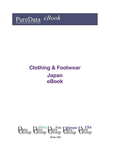Clothing & Footwear in Japan: Market Sales