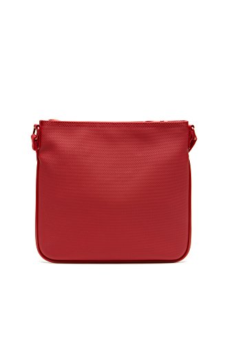 Flame Nf1023nc Bag Scarlet Corssover Flat Lacoste IBqRn6YB