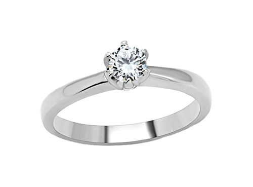 0.5 Ct Solitaire - 6