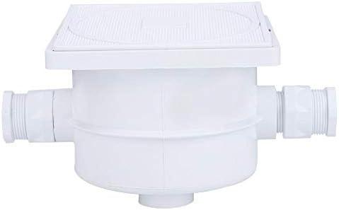 水中ジャンクションボックス、G3/4 DN20防水ジャンクションボックス、水中配光ボックスの交換用プールアクセサリー、取り付けと交換が簡単