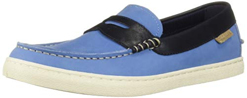 Cole Haan Men's Nantucket Loafer II, Pacific Coast/Navy, 9.5 M US ()