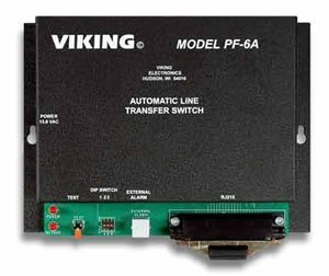 Viking Electronics Power Fail Switch or Ground to by Viking