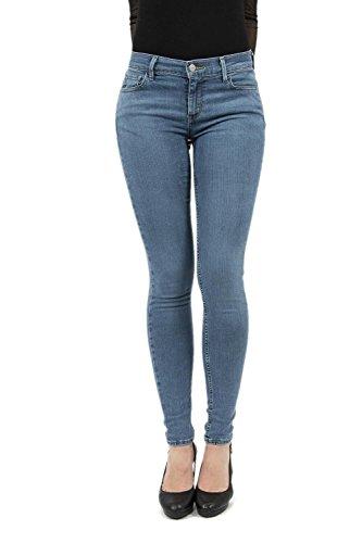 31/34 Jeans Levis Innovation Super Skinny Bleu