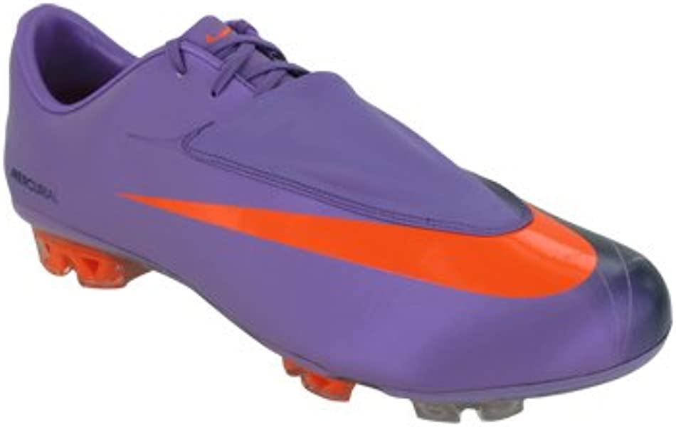 87e0a371b62 Nike Mercurial Vapor Vi Fg Mens Soccer Cleats  396125-584  Violet ...