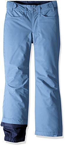 Roxy Snowboarding Pants - Roxy Little' Backyard Girl Snow Pant, Powder Blue, 12/L