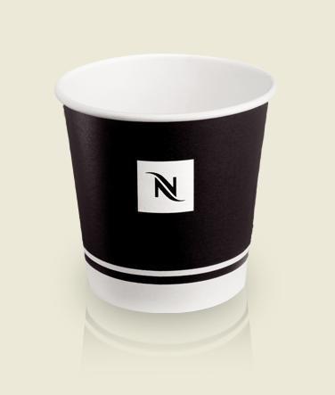 Nespresso Espresso Disposable Paper Cups (100ml) - 50 ()