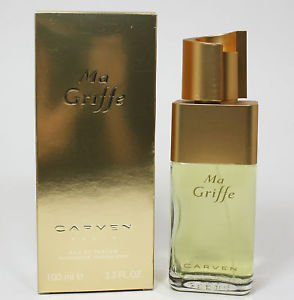 Ma Griff by Carven 100ml Edp Spray for Women, used for sale  Delivered anywhere in Canada