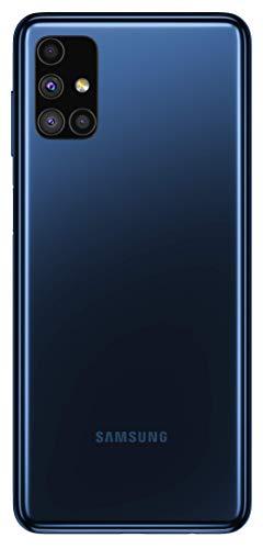 Samsung Galaxy M51 (Electric Blue, 6GB RAM, 128GB Storage) Flat INR 3000 Instant Discount | No Cost EMI Discounts Junction