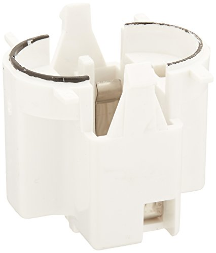 Base 2 Compact Fluorescent Holder (Leviton 26720-300 Gx23 Base, 2-Pin, Compact Fluorescent Lampholder)