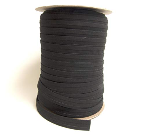 Sunbrella Binding Tape, Jet Black 3/4