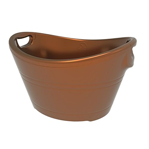 Igloo Insulated Party Bucket, Bold Bronze, 20 quart