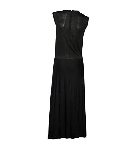Bias in K Black Filippa Damen 1433 Jersey Schwarz Kleid qARwR4