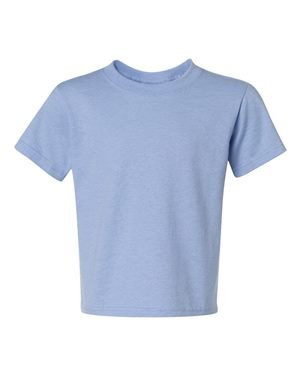 Jerzees Youth Heavyweight Blend 50 Cotton/50 Poly T-Shirt (Heavyweight Youth Blend Jerzees)