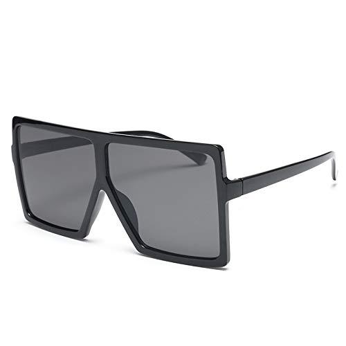 XMDNYE Gafas De Sol De Gran Tamaño Para Mujeres Gafas De Sol ...