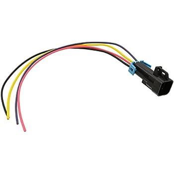 amazon com michigan motorsports ls1 oxygen o2 sensor wiring Oxygen Sensor Equipment michigan motorsports ls1 oxygen o2 sensor wiring connector pigtail 98 02 gm camaro firebird pt2374
