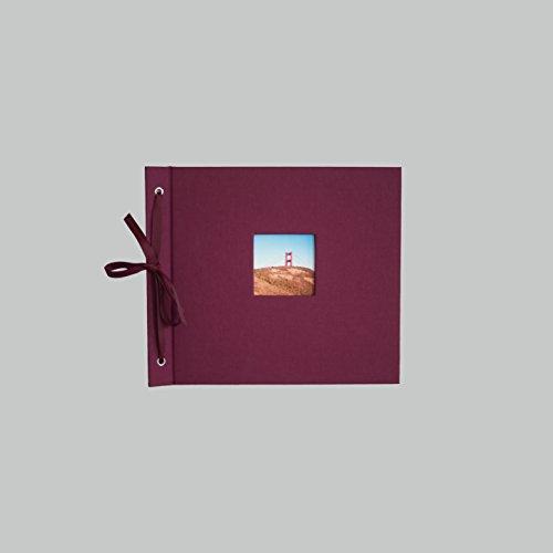 Kolo Newbury Scrapbook Albums (Bordeaux)