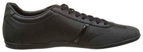 Lacoste Mokara 116 1 Hombres Zapatillas Negro Negro