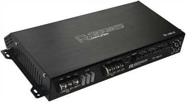 Audio System R World'S 195Th 2 2 Channel Power Amplifier