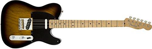 Fender Classic Player Baja Telecaster, Maple Fingerboard, 2-Color Sunburst