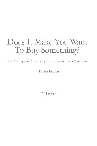 Does It Make You Want to Buy Something?