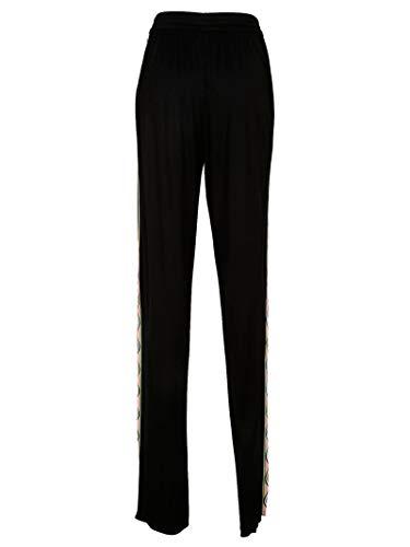 Pantalon Emilio Femme Pucci 76jt0176630999 Noir Viscose 8qqXOrw