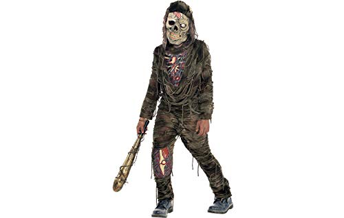 Amscan 847672 Boys Creepy Zombie Costume, Medium, Multicolor