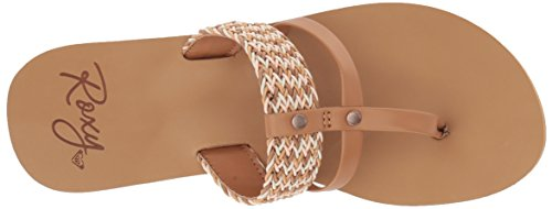 Slide Women's Sandal Roxy Ailani Brown EBqSBnOHy