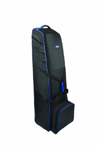 Bag Boy T-700 Golf Bag Travel Cover, Black/Royal