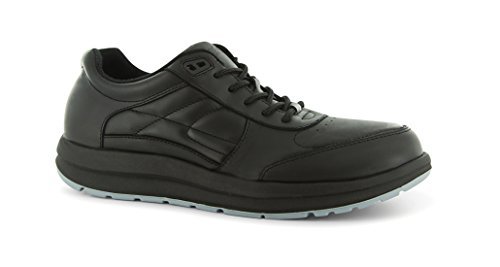 P W Minor Performance Walker Women's Therapeutic Casual Extra Depth Shoe: Black 13 XX-Wide (3E-5E) Lace Minor Womens Performance Walker
