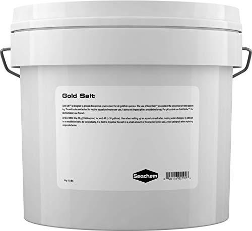 (Gold Salt, 4 kg / 8.8 lbs )