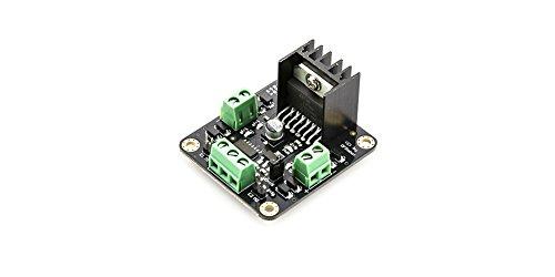 DFRobot MDV 2x2A Arduino DC Motor Controller (L298N) by DFROBOT