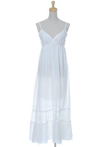 Anna-Kaci - Robe - Femme Blanc blanc