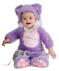 Costume Kuddly Kitty (Noahs Ark Kuddly Kitty Infant Halloween Costume Size 12-18)