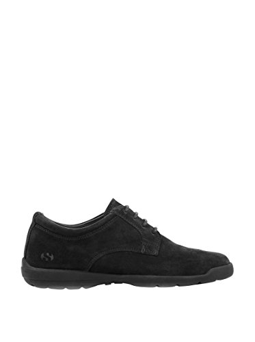 Zapatos allacciate - 4218-suem Full Black