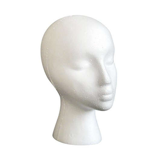 Head  (Christine Wig)