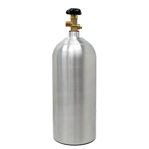 Victory 10lb CO2 Tank Aluminum Cylinder with CGA320 for sale  Delivered anywhere in USA