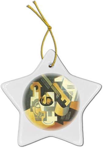 VinMea - Adorno colgante para árbol de Navidad, decoración de ...