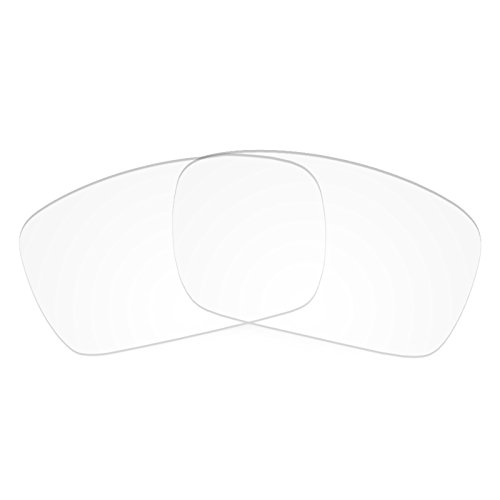 Revant Replacement Lenses for Oakley Fuel Cell Crystal Clear -