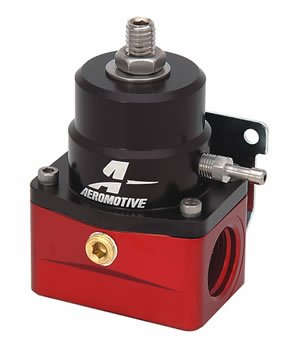 Aeromotive 13101 Injected Bypass Efi Regulator (A1000, Adjustable, (2) -10 Inlets, -6 Return)