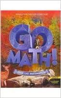 Gratis dataark nedlastingHoughton Mifflin Harcourt Go Math! Spanish: Student Edition & Practice Book Bundle Grade 6 2012 0547867549 MOBI