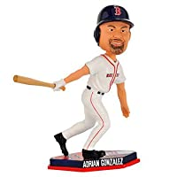 MLB Boston Red Sox Gonzalez A. # Home Base Plate Bobble Head