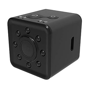 SODIAL SQ13 HD WiFi Mini Cámara Mini Cámara Cámara Cámara Cámara 1080P Video Sensor Visión Nocturna