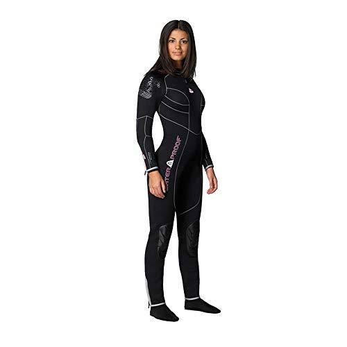 Waterproof Womens W3 3.5mm Backzip Wetsuit, Small