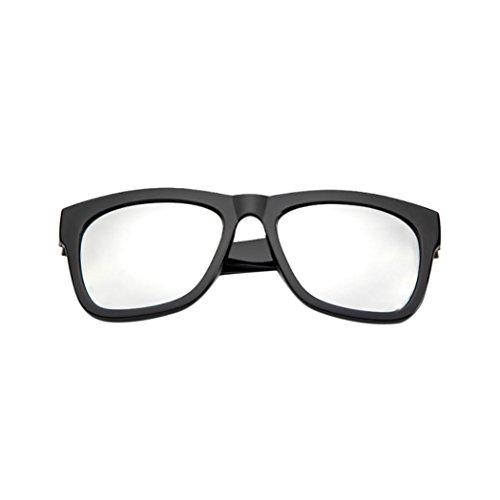 hombre sol Gafas de con unisex y para espejo aviación E hunpta mujer C de EpgzqWU